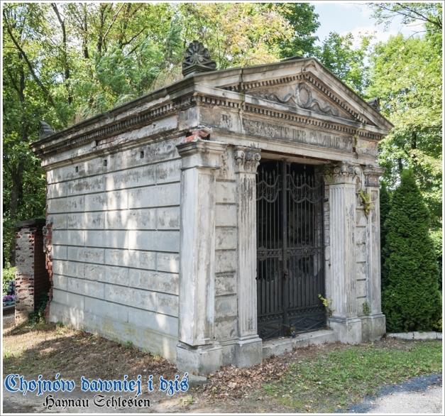 Cmentarz komunalny w Chojnowie 04