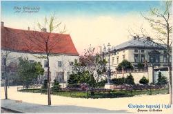 Lata 1920-1925 , Zamek w Chojnowie w latach 20. XX wieku